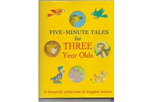 Five-minute Tales for Three Year Olds