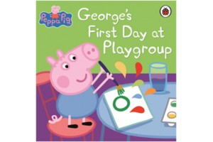 Peppa Pig, George's First Day at Playgroup