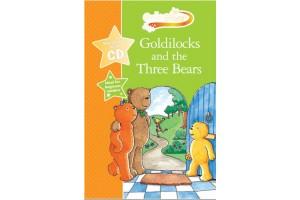 Goldilocks and the Three Bears with audio CD