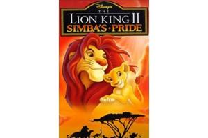 The Lion King II, Simba's Pride