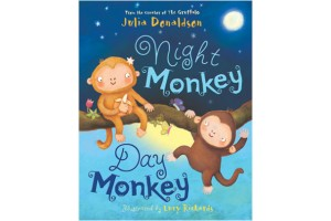 Night Monkey, Day Monkey by Julia Donaldson