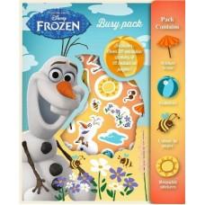 Disney Frozen Olaf busy pack