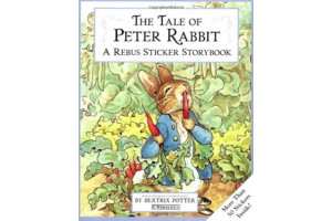 The Tale of Peter Rabbit - Sticker Book