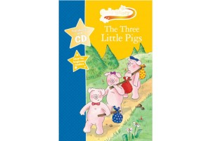 The Three Little Pigs with audio CD