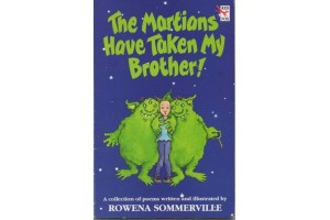 The Martians Have Taken My Brother! - A Poetry Collection