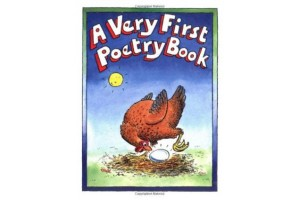 A Very First Poetry Book