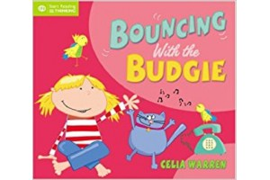 Start reading and Thinking- Bouncing with the Budgie