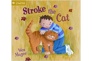 Start reading and Writing- Stroke the Cat