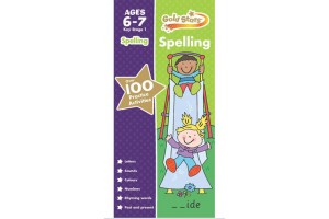 Spelling 6-7 years, Golds Stars Practice Book