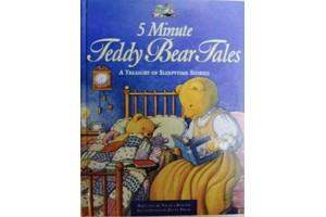 5 Minute Teddy Bear Tales - A Treasury of Sleepytime Stories