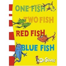One Fish Two Fish Red Fish Blue Fish by Dr Seuss