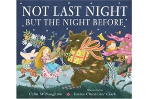 Not Last Night - but the night before