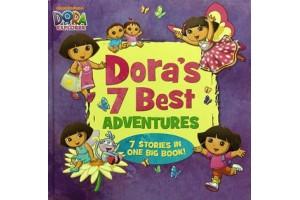 Dora's 7 Best Adventures