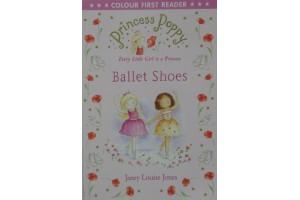 Princess Poppy, Colour First Reader - Ballet Shoes