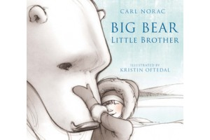 Big Bear, Little brother by Carl Norac