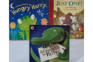 Animal stories (book bundle - 3 books)