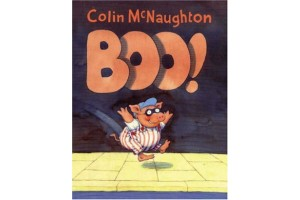A Preston Pig Story-Boo by Colin McNaughton