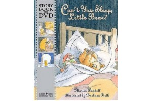 Can't You Sleep little Bear? by Martin Waddell