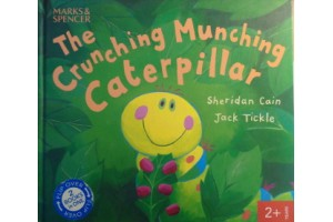 The Crunching Munching Caterpillar- The Very Lazy ladybird
