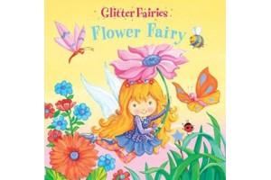 Glitter Fairies- Flower Fairy