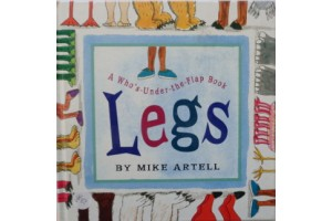 Legs- A Who's-Under-the-Flap Book