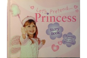 Let's Pretend Princess, Story Book