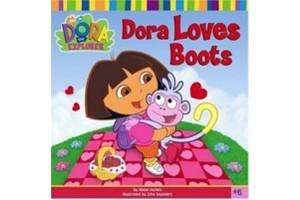 Dora the explorer, Dora Loves Boots