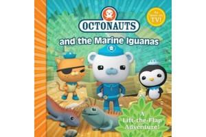 Octonauts and the Marine Iguanas - a lift-the-flap adventure