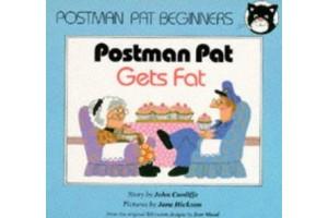 Postman Pat Gets Fat