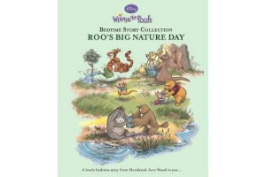 Roo's Big nature Day, Winnie- the Pooh Bedtime Story Collection