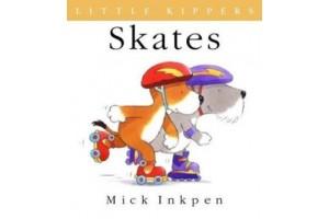 Angol könyv Skates