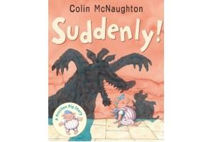 A Preston Pig Story: Suddenly! by Colin McNaughton