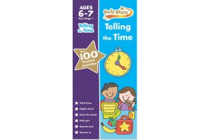 Telling the Time, Gold Stars Practice Book
