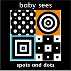 Baby sees spots and dots