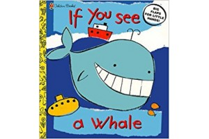 If you see a whale - A lift-the-flap book