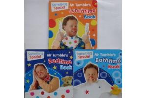 Mr Tumble - book bundle