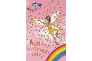 Rainbow magic- Amber the Orange Fairy