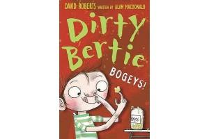 Dirty Bertie - Bogeys! + CD audio