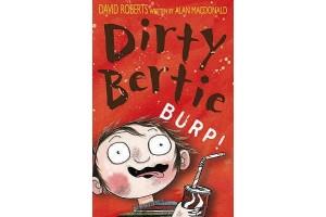 Dirty Bertie - Burp! + CD audio