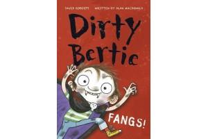Dirty Bertie - Fangs! + CD audio