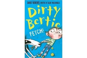 Dirty Bertie - Fetch! + CD audio