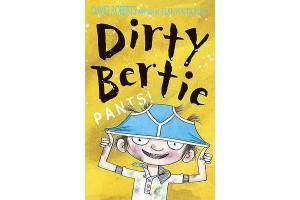 Dirty Bertie - Pants! + CD audio