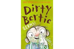 Dirty Bertie - Germs! + CD audio
