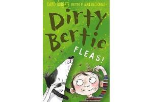 Dirty Bertie - Fleas! + CD audio