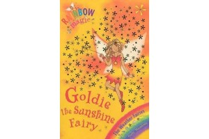 Rainbow magic- Goldie the Sunshine Fairy