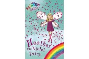 Rainbow magic- Heather and the Violet Fairy