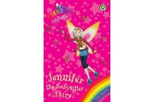Rainbow magic- Jennifer the Babysitter Fairy