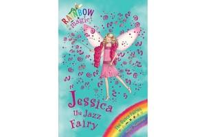 Rainbow magic- Jessica the Jazz Fairy