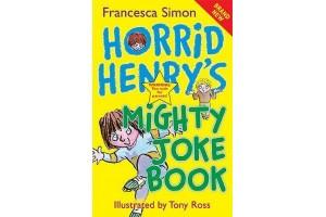 Horrid Henry's Mighty Joke Book