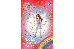 Rainbow magic- Lola the Fashion Show Fairy